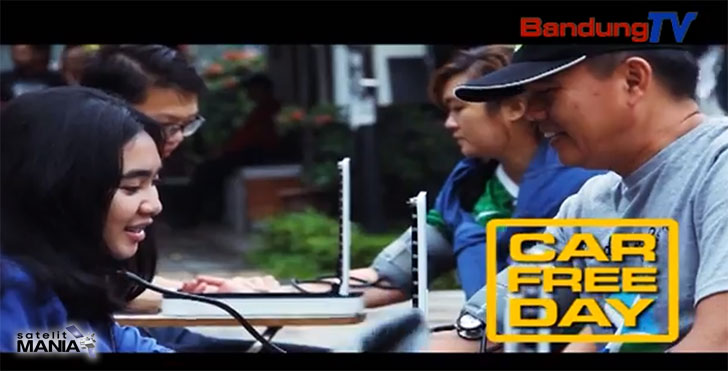 Frekuensi Bandung TV di Parabola Terbaru