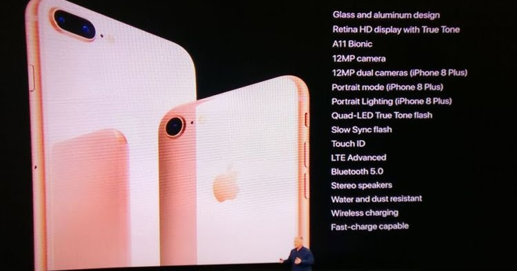 release date: 6182e 8c2c5 Apple Officially Launches iPhone 8 and iPhone 8 Plus - Updetails.com ...