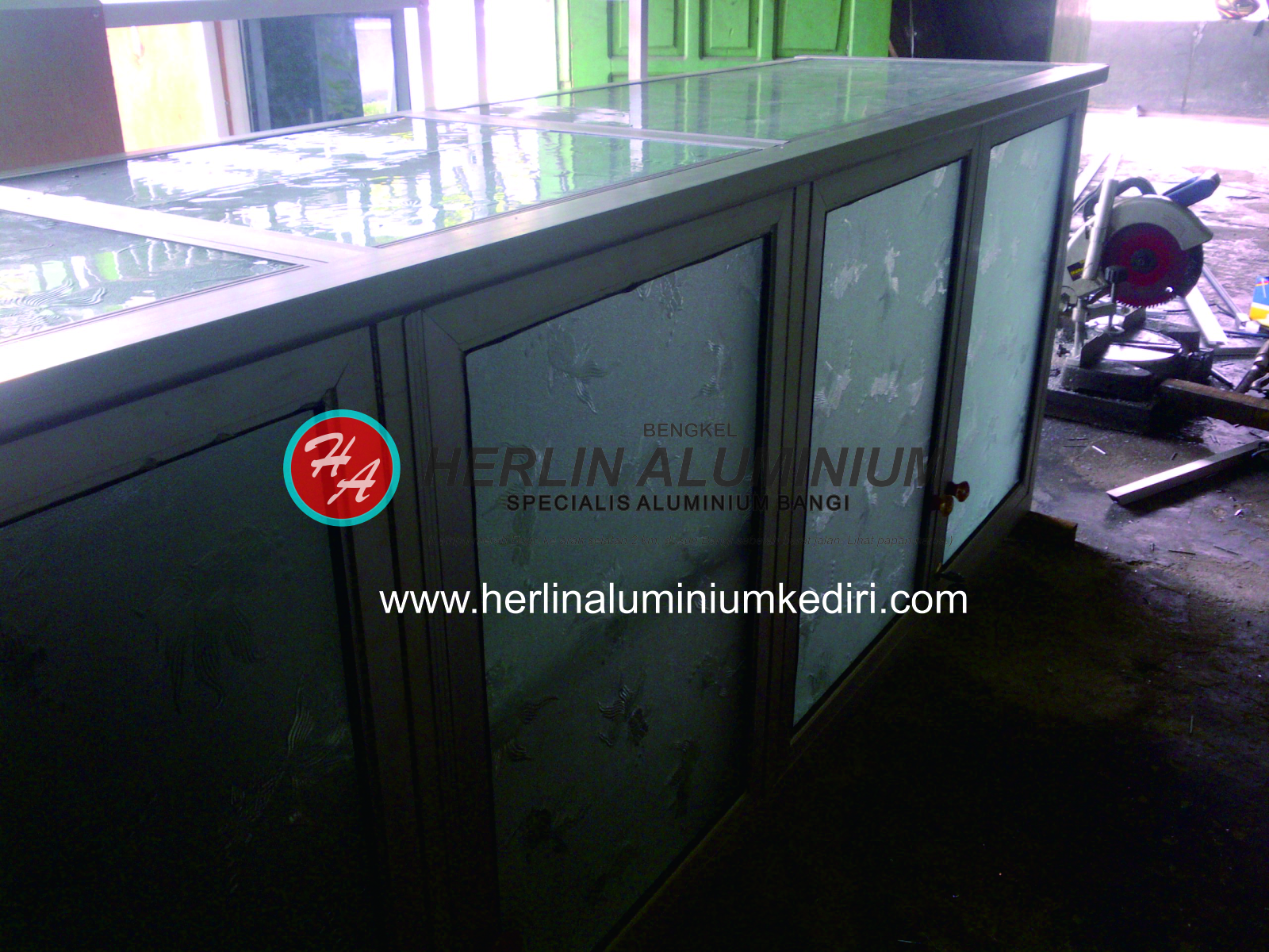Bengkel Aluminium Pembuatan Kitchen Set Di Daerah Kediri