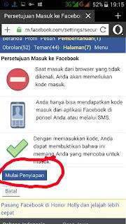 Cara  Melindungi Facebook Dari Serangan Hacker