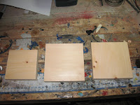 4.5X4,5 and 3.5X3.5 pine boards