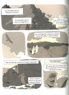 """Comic: Review de """"Un ruido extraño y hermoso"""" de Zep - Planeta Cómic"""