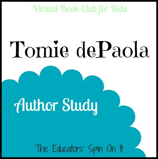 meet the author tomie depaola book
