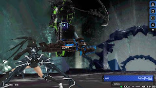 DOWNLOAD Black Rock Shooter - The Game (Japan) Game PSP For Android - www.pollogames.com