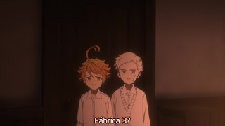 Yakusoku no Neverland - Episódio 07