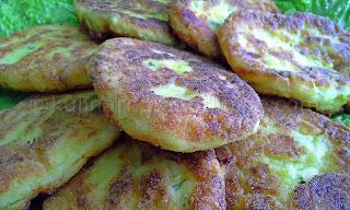 Картофени кюфтета с кашкавал - рецепта