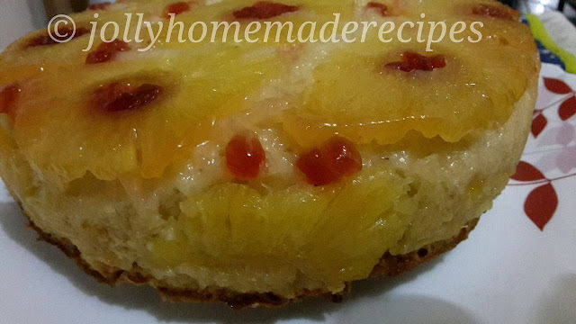 Easy Pineapple Upside Down Cake From Mix