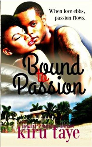 "Kiru Taye, ""Bound to Passion"""