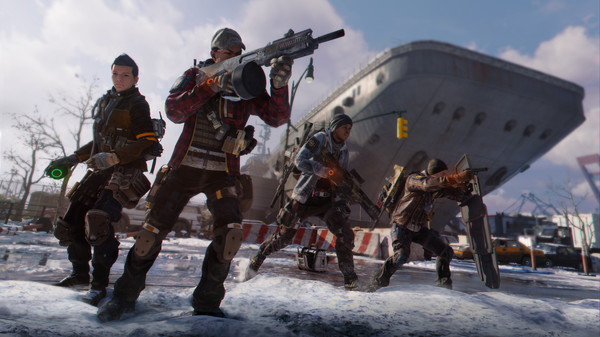 Tom Clancy's The Division Free For PC