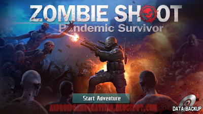 Download Game Android Gratis Zombie Shoot: Pandemic Survivor apk
