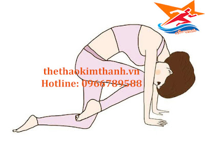 Động tác 3 tập yoga tại nhà