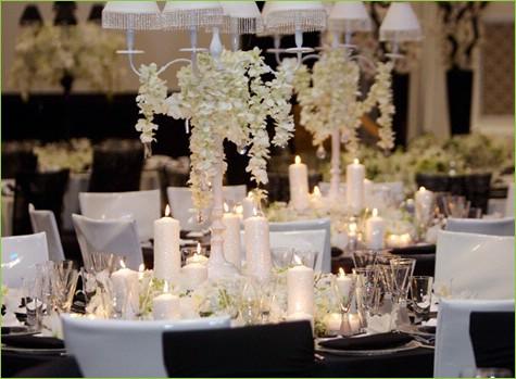 Decoration Tables Nouvel An