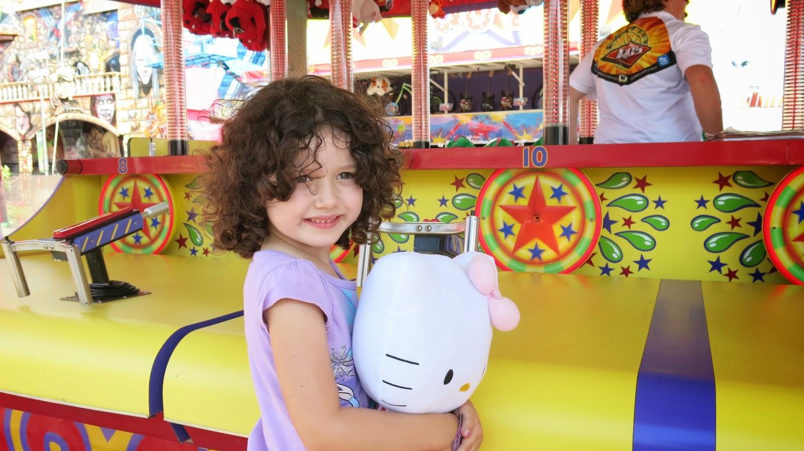 OC Fair, Costa Mesa, kids, Hello Kitty