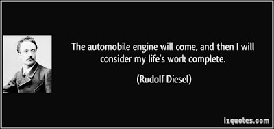 Famous Quotes About Life Changes: the automobile engine will come and then i will consider my life's work complete