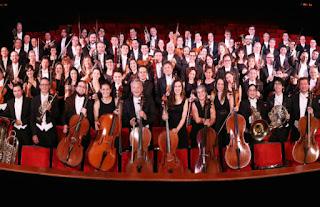 Orquesta Filarmonica de Bogota Foto por Teatro Mayor