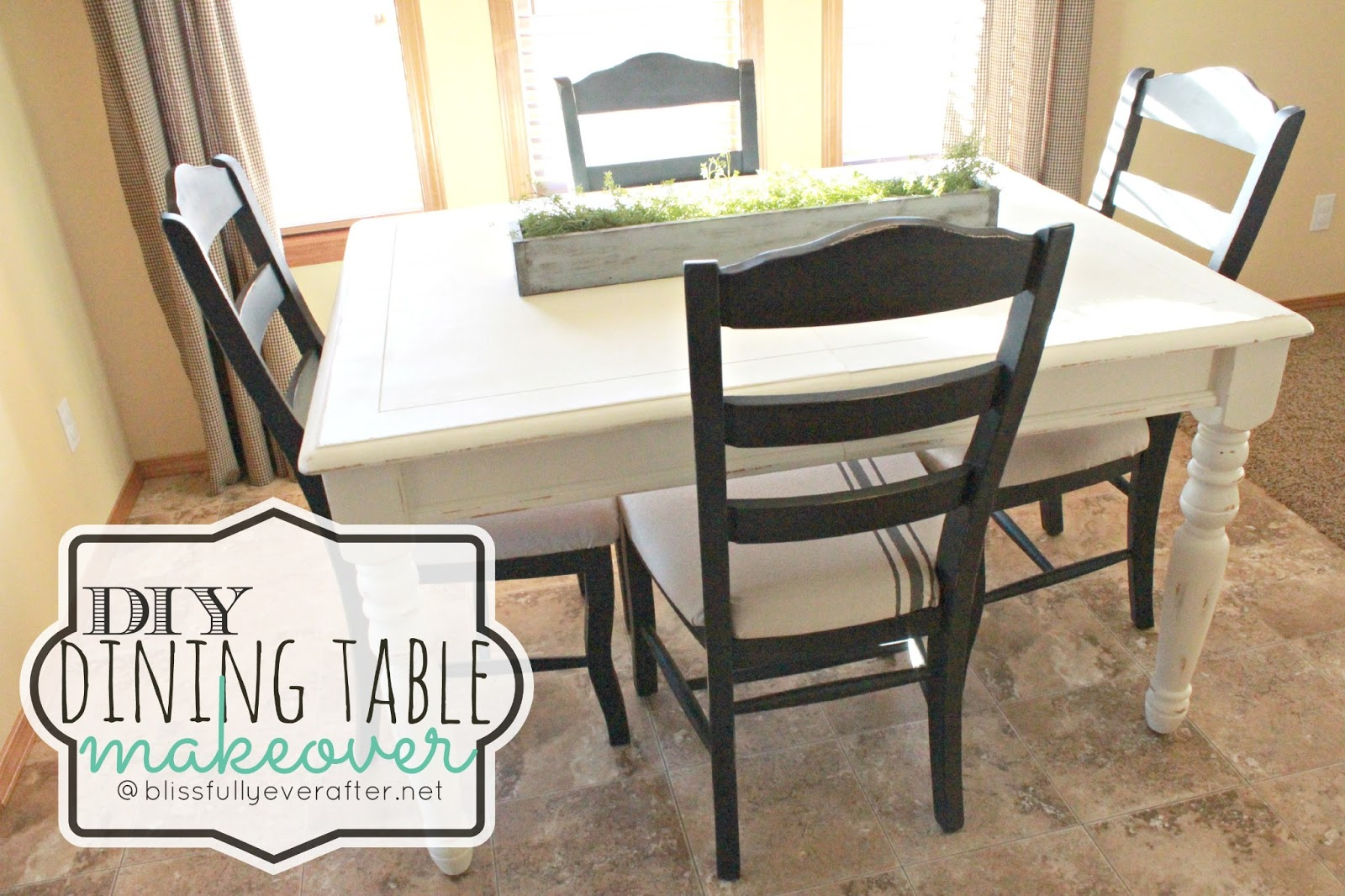 Diy Kitchen Tables Rv Outdoor Dining Table Makeover  Grace Filled Interiors