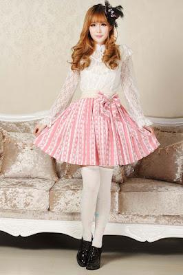8 Cewek Hijab Pakai Dress Lolitaing rules 8 Cewek Hijab Pakai Dress Lolita up