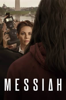 capa Messiah 1ª Temporada