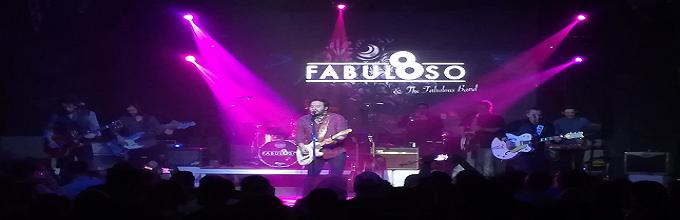 OCHO Fabuloso entra en escena con ´Suave Rock & Roll´.