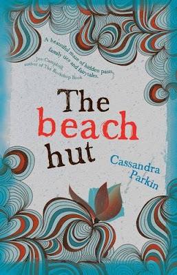 The Beach Hut by Cassandra Parkin book cover