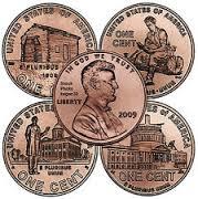 Lincoln Bicentennial Cent