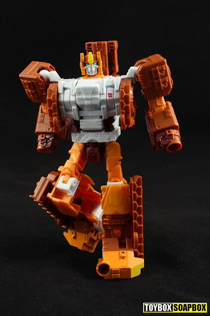 unite warriors nosecone head