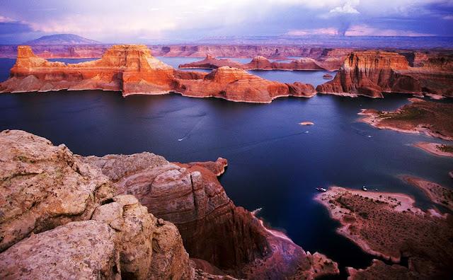 Lake Powell - Rio Colorado