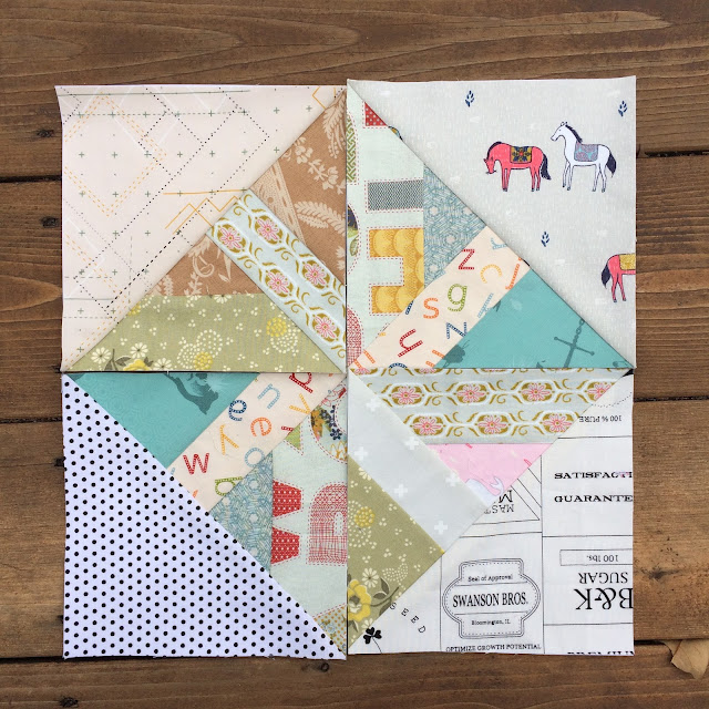 "free 6"" foundation paper pieced quilt pattern great scrap buster"