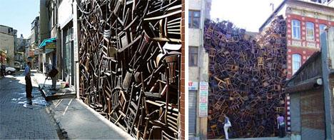 choi choi choice Installation Art
