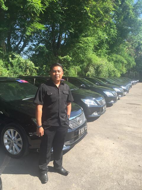 Jaya Trans Pada Event Bali Process di Bali