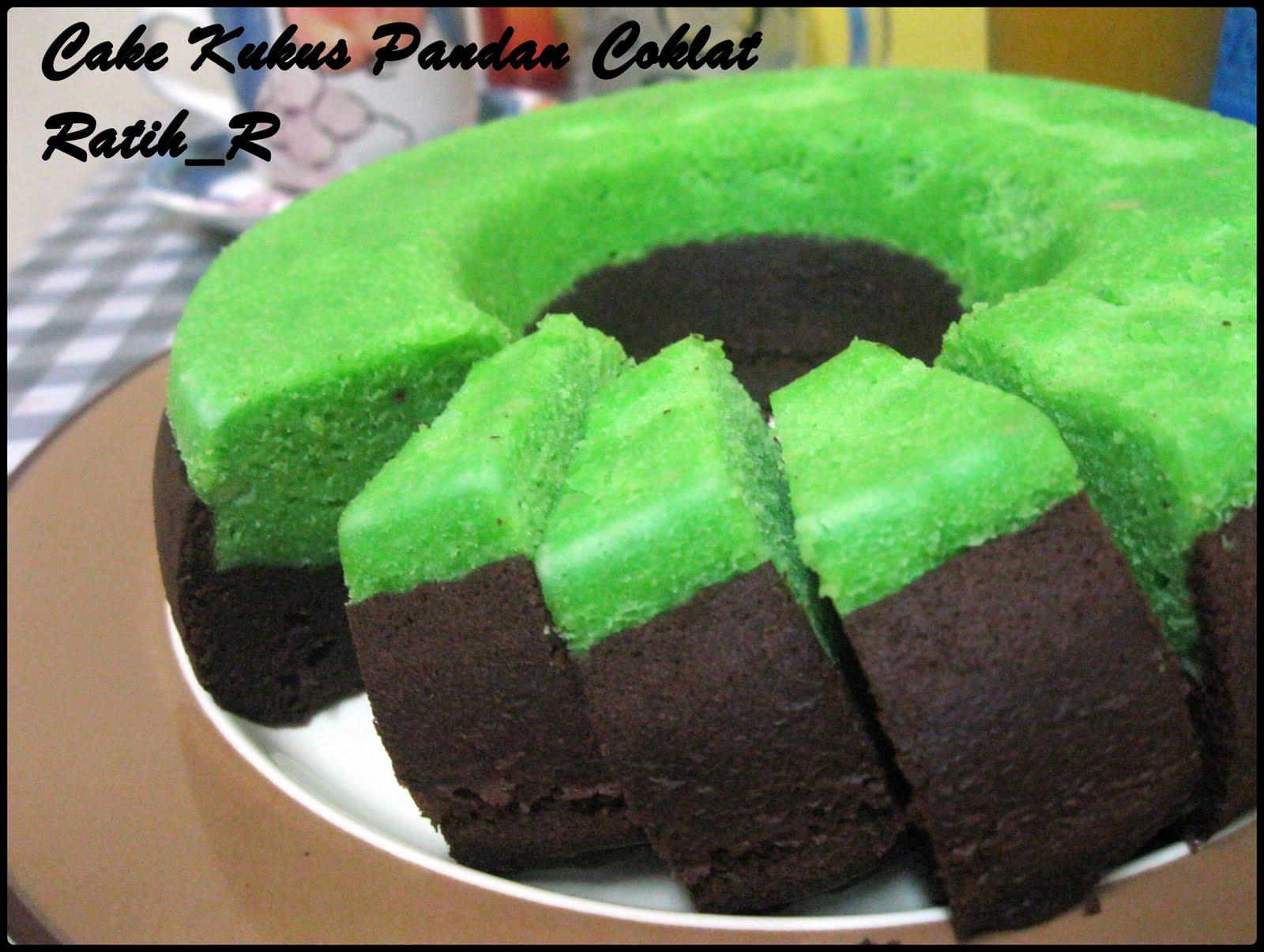 Resep Cake Gulung Kukus Coklat: Bolu Kukus Pandan Cake Ideas And Designs