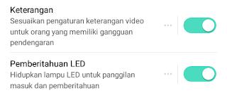 Apakah Ada LED Notifikasi? Begini Cara Mengaktifkan