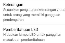 Apakah Xiaomi Redmi Note 6 Pro ada LED Notifikasi? Cara Mengaktifkannya?