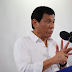 Duterte burned by migraine, spinal problems