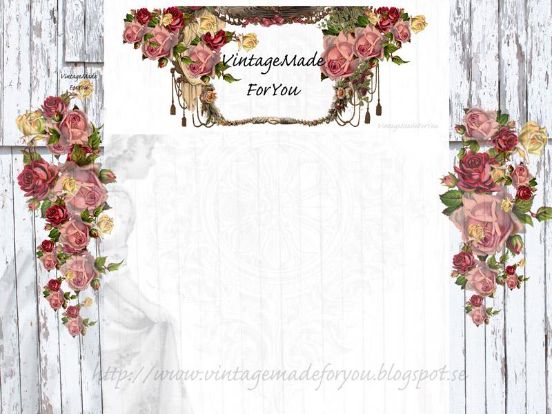VintageMadeForYou: Free Blog background: Scandinavian Style