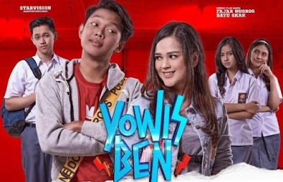 """merupakan sebuah film drama komedi terbaru  20 Kata Bijak Film """"Yowis Ben"""" dalam Bahasa Inggris dan Artinya"""