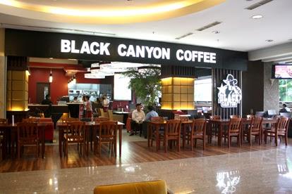 Black canyon cafe bandung
