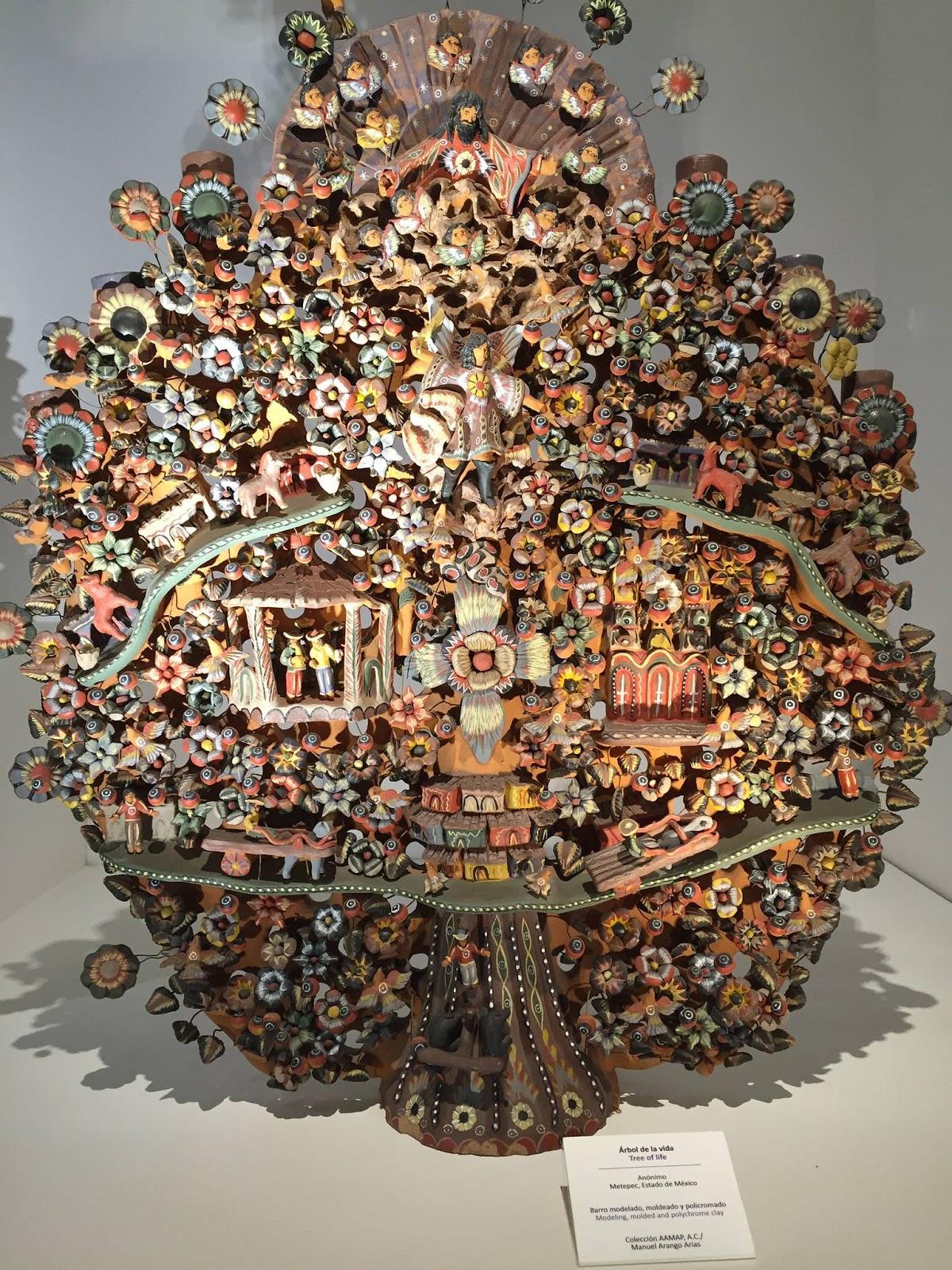 The Tree Of Life Mexicos Evolving Art Form Kuriositas