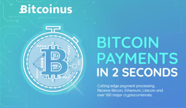Dengan Menggunakan Bitcoinus, Transaksi Mata Uang Kripto Jadi Lebih Cepat