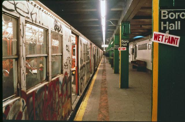 New Yorks Oldert Subway Cars