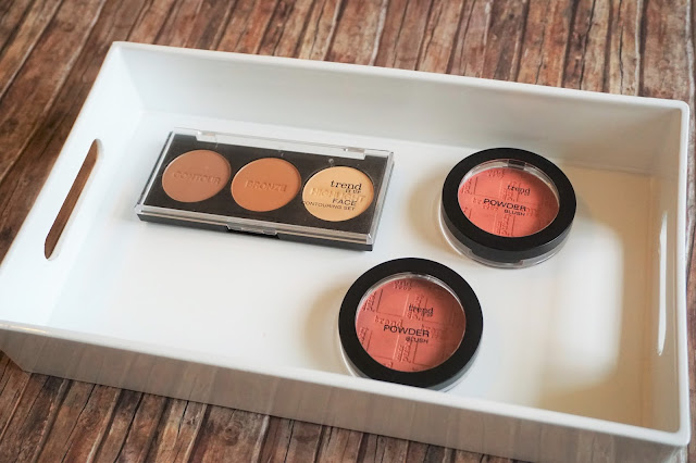 Face Contouring Set, Powder Blush