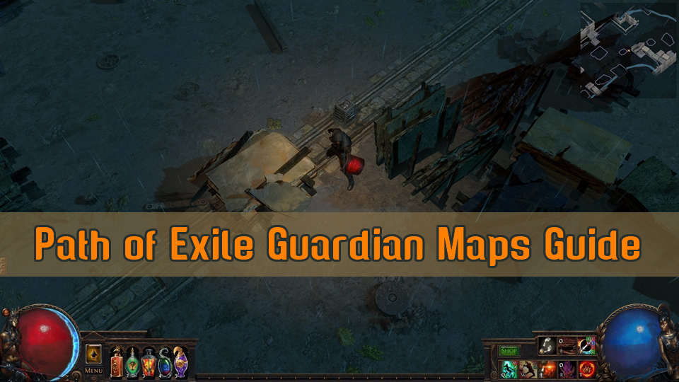 Path of exile guardian maps guide gumiabroncs Gallery