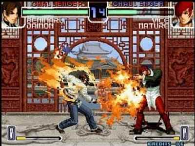 The King of Fighters 2002 wallpapers, screenshots, images, photos, cover, poster