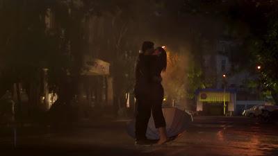 Kaalakaandi Movie Scene Kiss Image