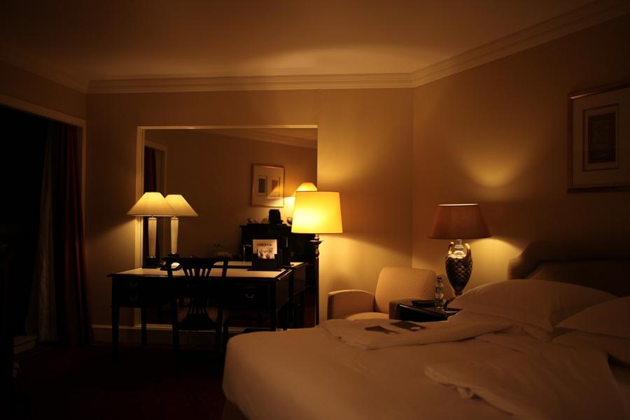 hotel room lights romatic arabic