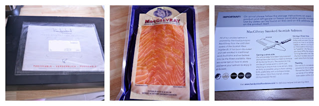 MacGilvray, handpicked foods