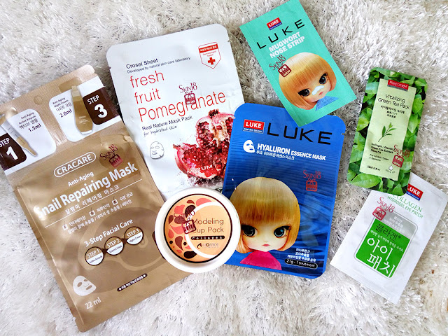 SKIN18, Sheet Masks, korean sheet masks, korean skincare, korean beauty, skin care, flawless skin, beauty, beauty blog, makeup, makeup blog, product review, buy makeup onlone, top beauty blog, top beauty blog of Pakistan, red alice rao, redalicerao