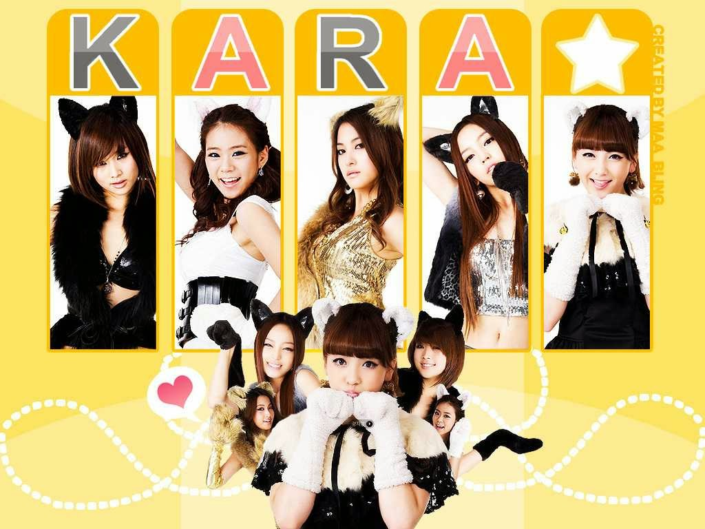 Kara wallpaper