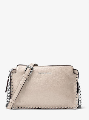 Michael Kors Astor Large Leather Crossbody $93 (reg $248)