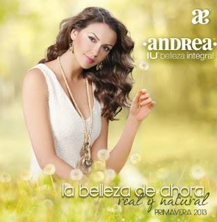 Catalogo Andrea IU belleza integral primavera 2016